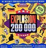 Software - Art Explosion 200.000