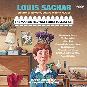 The Marvin Redpost Series Collection | [Louis Sachar]