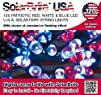 Solar Fairy String Lights 120LED Supe…