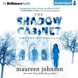 The Shadow Cabinet Audiobook