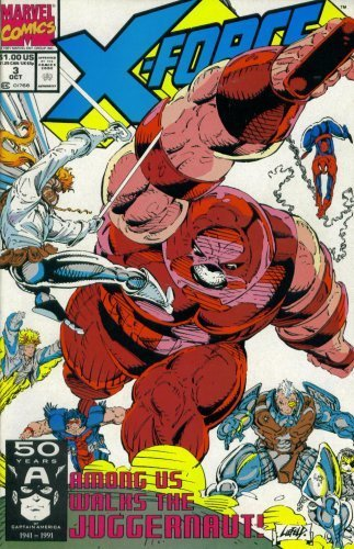 X-Force #3 : Battlecry (Marvel Comics) PDF