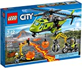 Toy - LEGO� City 60123 - Vulkan-Versorgungshelikopter