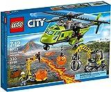 レゴ (LEGO) シティ 火山調査隊のヘリコプター 60123