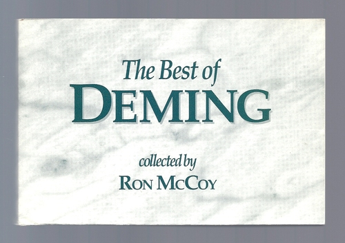 The Best of Deming094539778X