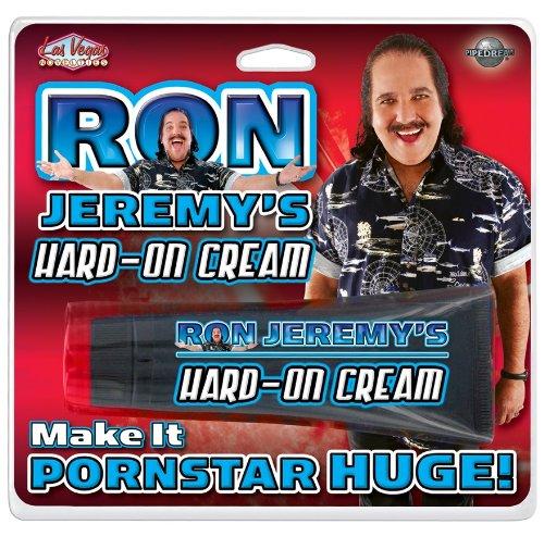 Ron Jeremy Hard-sur Crème de 1,5 onces