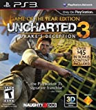 Uncharted 3: Drakes Deception - Game of the Year Edition - Playstation 3