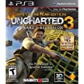 Uncharted 3: Drake's Deception GAME OF THE YEAR Edition [T]