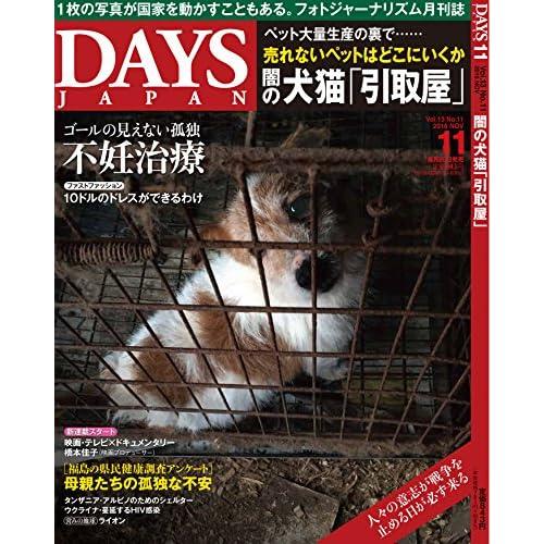 DAYS JAPAN 2016年 11 月号 [雑誌]