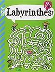 Mon Grand Livre de Jeux : Labyrinthes...