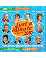 Just A Minute: The Best Of 2007 (BBC Audio)