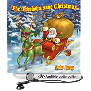 The Treebobs Save Christmas (Unabridged)