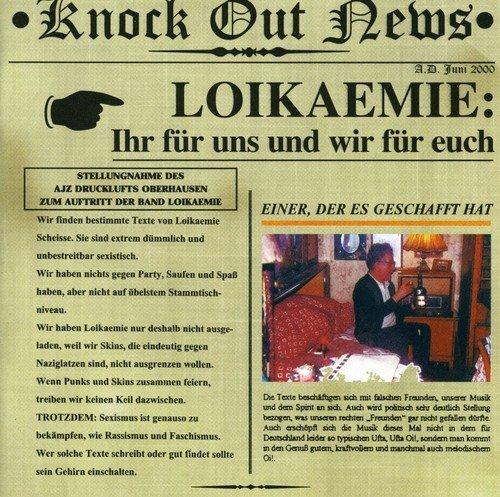 Ihr Fuer Uns Und Wir Fuer by LOIKAEMIE