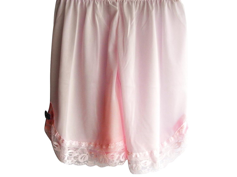 Damen Nylon Halb Slips Neu UPPNNPK PINK Half Slips Women Pettipants Lace online kaufen