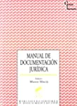 Manual de documentacion juridica (Cie...