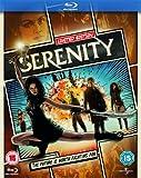 Reel Heroes: Serenity [Blu-ray] [Region Free]