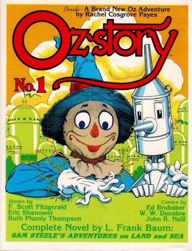 Oz-Story Magazine