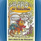 Karo allein in der Metzgerei (Karo der Kleinstlöwe 4) | Helmut Jost