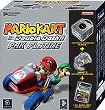 echange, troc Pack Console Gamecube Platine + Mario Kart Double Dash
