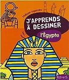 vignette de 'J'apprends à dessiner l'Égypte (Philippe Legendre)'
