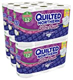 Quilted Northern Ultra Plush Bath Tissue, 36 Double Rolls  (Packaging May Vary)