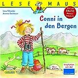 """LESEMAUS, Band 132: Conni in den Bergenvon """"Liane Schneider"""""""