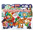 Fisher-Price Little People Christmastime is Here! (Lift-the-Flap)