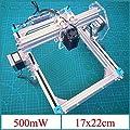 KAMOLTECH 500mW Desktop DIY Violet Laser Engraving Machine Picture CNC Printer