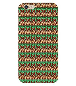 Duck Chicken Pattern 3D Hard Polycarbonate Designer Back Case Cover for Apple iPhone 6S