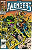 img - for The Avengers #283 -
