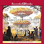 The Fellowship of the Ring: Book One in The Lord of the Rings Trilogy (       UNABRIDGED) by J. R. R. Tolkien Narrated by Rob Inglis
