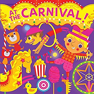 Book Cover: At the Carnival!