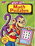 Wipe-Off Math Puzzles (Reusable Learning Fun!, Grade 2)