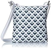 Lacoste Women's Nelly Flat Crossover Cross Body Bag