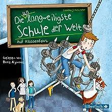 Auf Klassenfahrt (Die unlangweiligste Schule der Welt 1) Hörbuch von Sabrina Kirschner Gesprochen von: Boris Aljinovic
