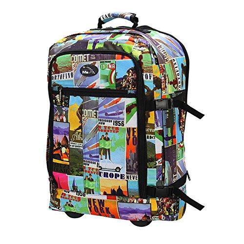 8c099f629c Cabin Max Metz, Zaino da Viaggio Bagaglio a mano/da cabina, 44L (55x40x20  cm), Multicolore trova prezzo offerta