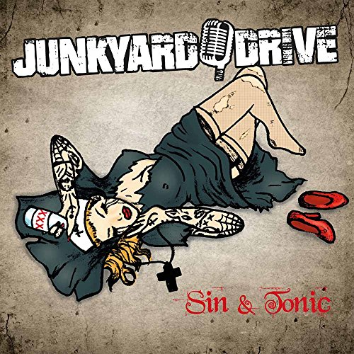 CD : Junkyard Drive - Sink & Tonic (CD)