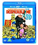 Despicable Me (Blu-ray 3D) [Region Free]