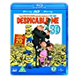 Despicable Me Blu-ray 3D / Blu-ray [Region Free]