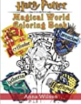 Harry Potter Magical World Coloring Book