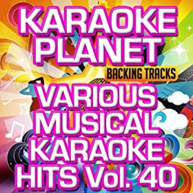 Ich geh�re nur mir (Karaoke Version) (Originally Performed by K�NIG DER L�WEN)