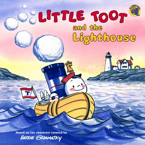 Little Toot and the Lighthouse