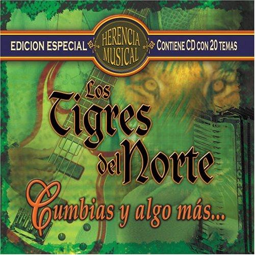 Los Tigres Del Norte - Cumbias Y Algo Mas - Zortam Music