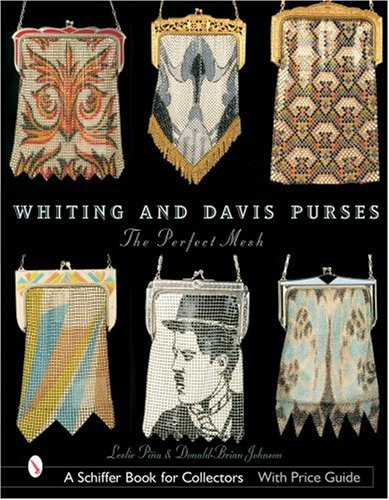Whiting and Davis Purses - The Perfect Mesh