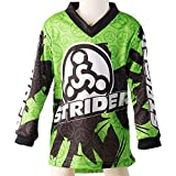Strider Bike Racing Jersey (Green, 3 - 4 Years)