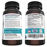 Natural Brain Function Support for Memory, Focus & Clarity - Mental Performance Nootropic - Physician-Formulated To Provide Optimum Blend Of St. Johns Wort, DMAE, L-Glutamine & More