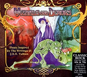 Wizards and Demons: Music Inspired By J.R.R. Tolki