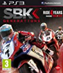 SBK Generations (PS3)