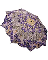 Van Gogh Irises Fold Umbrella