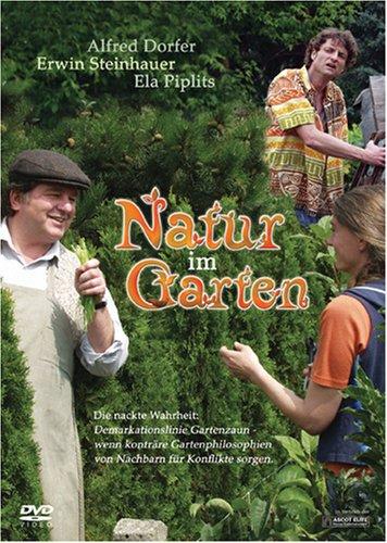 Natur im Garten - die
