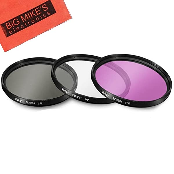 40.5mm 4 Pieces Macro Close Up Filter Kit for Sony A5000 A5100 A6000 A6300 A6500